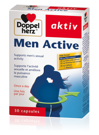 Doppelherz Aktiv Men Active