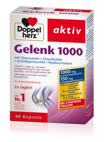 Doppelherz Aktiv Gelenk 1000 mg