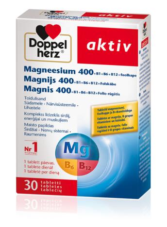 Doppelherz Aktiv Magneesium